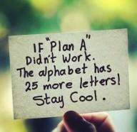Plan A image