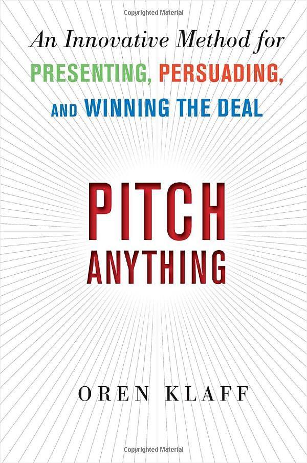 Pitch Anything - Oren Klaff