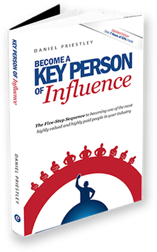 Become a key person of influence.