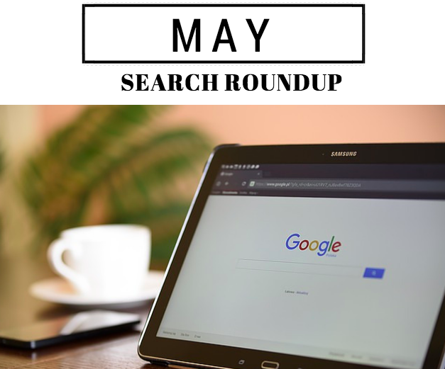 May Search Roundup 2016