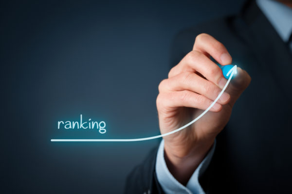 Improve SEO rankings with link building